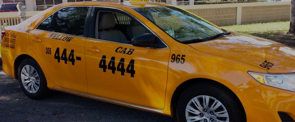 yellow cab service
